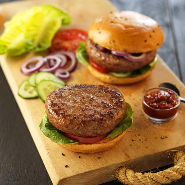 Gourmet Lamb Burger