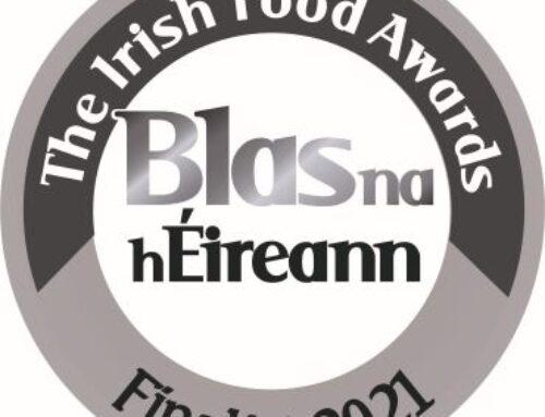 Blas na hEireann Finalist 2021